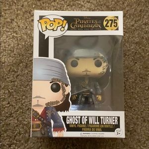 Will Turner Funko Pop